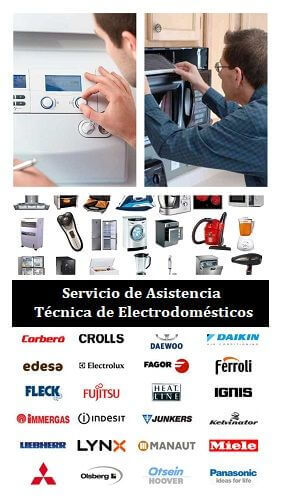 Servicio de asistencia técnica en hornos con Reparación de Electrodomésticos Puzol