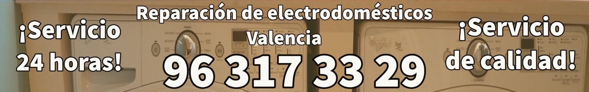 reparacion de electrodomesticos valencia